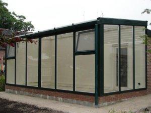 Nico Bouthoorn's greenhouse